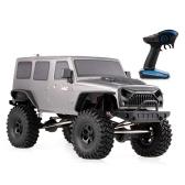 RGT 86100 1/10 2.4G 4WD RCロッククローラートラック