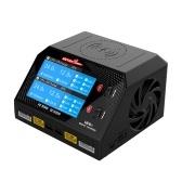 ULTRA POWER UP6 + Caricabatterie caricabatterie Scaricatore AC 2x150W DC 2x300W 2x16A Caricatore a doppio canale