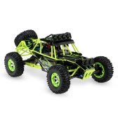 Original WLtoys 12428 12.01 2.4G 4WD Elektro Brushed Crawler RTR RC Car