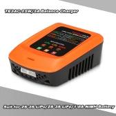 2S 3Sリポ/ 2S 3SたLiFe / 1-8Sニッケル水素バッテリー用TE3AC 25W / 3Aプロフェッショナルバランス充電器