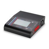 T610AC 120W del cargador del balance del descargador con pantalla táctil LCD para LiPo LiFe NiCd NiMH batería Pb LIION