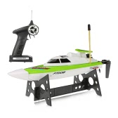Oryginalny Feilun FT008 27MHZ 2CH 14 km / h High Speed ​​Radio Control łodzi RC
