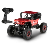 Flytec NO.699-115 1/18 4WD 2.4G Alloy Off-Road Climber Monster RC Car RTR