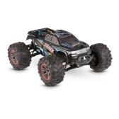 2.4GHz 4WD 46 km / h XINLEHONG TOYS 9125 1/10 RC Car (2 baterías)