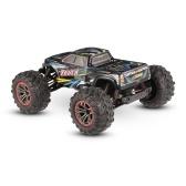 2.4GHz 4WD 46km/h XINLEHONG TOYS 9125 1/10 RC Car(2 Battery)