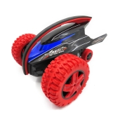 Flytec 015 Mobula 2.4G One Key High Speed ​​Spin Stunt Coche Sparkle Light RC Coche de juguete