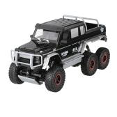 Flytec 699-118 6WD 2.4G 1/10 Rock Crawler RC Buggy Car Children Gift Kids Toy