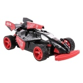 Original WLtoys 184012 2,4GHz 4WD 1/18 45KM / H Gebürstetes elektrisches RTR F1 Racing RC Car