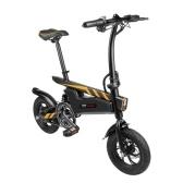 Электрические велосипеды Ziyoujiguang T18 с мотором максимальной скорости 25 км / ч 350 Вт