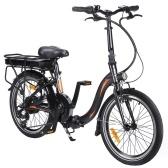 Vélo électrique pliant 20F054 250W 20 pouces