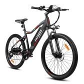 Электрический велосипед FAFREES F100 Assist с аккумулятором 11,6 Ач для поездок по магазинам