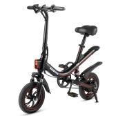 Складной электрический велосипед Niubility B12 с бесщеточным двигателем 350 Вт и литиевой батареей 7,8 АХ