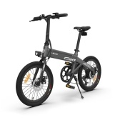 HIMO C20 20 Inch Folding 80KM Range Power Assist Electric Bicycle Moped E-Bike 10AH