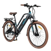 BEZIOR M2 26インチ 250W パワーアシスト電動自転車