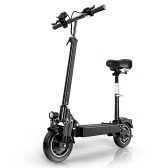 Janobike T10 1000W Dual Motors Folding Electric Scooter  with Seat