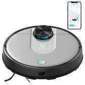 Робот-пылесос Xiaomi Viomi V2 Pro, подметание, мытье полов, робот-пылесос, 2100 Па, сильное всасывание, умное навигационное приложение, управление
