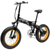 LANKELEISI X2000PLUS Electric Bike 500W 70 - 90km Range