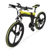 Электрический велосипед LANKELEISI XT750, 400 Вт