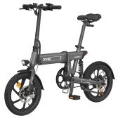 """Bicicleta elétrica HIMO Z16 16 """"dobrável 250 W"""