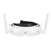 Skyzone SKY02S V+ 3D FPV Goggles 5.8G 48CH Video Glasses with Built-in Camera and Head Tracking HDMI DVR Playback