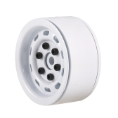 4pcs AUSTAR AX-618BK 1.9inch Metal Wheel Hub Rim Set for Axial SCX10 RC4WD D90 1/10 RC Rock Crawler Car