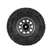 4 шт. 2,2-дюймовая автомобильная шина с дистанционным управлением с металлическим ободом для 1/10 SCX10 TRX-4 HSP RGT RR10 Traxxas Axial RC Car