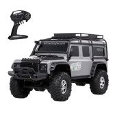HB-ZP1002 2.4G 4WD 1:10 RC Car Large Size Racing Vehicle RC Crawler Off-Road Truck