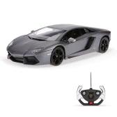 RASTAR 43000 27MHz R / C 1/14 Lamborghini Aventador LP700 Radio Remote modello dell