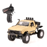 WPL C14 1/16 2.4GHz 4WD RC Crawler Off-road Semi-truck Car z reflektorem RTR