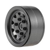 4 stücke AUSTAR AX-617GL 1,9 zoll Metall Radnaben Felge Set für Axial SCX10 RC4WD D90 1/10 RC Rock Crawler Auto