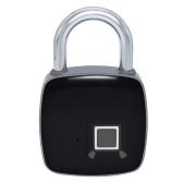 Bloqueio de impressão digital inteligente Keyless inteligente de APP recarregável USB