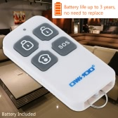 OWSOO 4 Button Wireless Remote Control Waterproof Anti-interference
