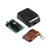 Smart Home 433 Mhz RF 4CH Drahtloser Fernsteuerungsschalter + 1 * Fernbedienung 1527