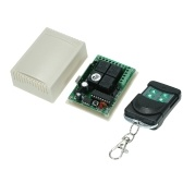 433Mhz DC 12V 10A Relay Wireless Remote Control Switch