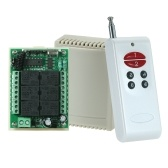 433Mhz DC 12V 10A Relay Wireless RF Remote Control Switch