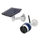 FREECAM C340 Sem Fio HD 720 P WiFi Câmera de Segurança IP Solar Powered