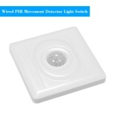 Wall Mounted Light Switch Automatic IR Infrared Motion Sensor