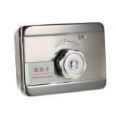 Electric Control Access Mute Lock With Remote Controller and ID Card