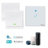 Koogeek Wi-Fi Enabled Improved Smart Plug Works with Apple HomeKit