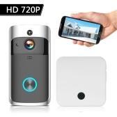 スマートHD 720PワイヤレスビデオインターコムWI-FIビデオドアホン