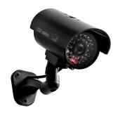 Câmera de vigilância impermeável do CCTV da segurança do manequim falsificado da câmera