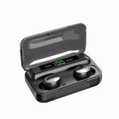 Headphones Battery Display Earphone BT Earphones 5.0 Wireless Headset Sports Earbud