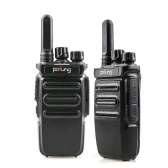 POFUNG F10 2PCS Mini Walkie Talkie