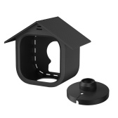 Capas protetoras de silicone para câmera anti-riscos Blink Mini