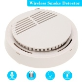 LED Photoelectric  Wireless Detector Fire Alarm Sensor