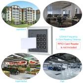 10ST beschreibbaren RFID T5577 EM Smartcard 125kHz Nähe Tür Eintrag Zugriff steuern