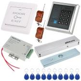 KKmoon® DC12V 125KHz Sistema de Controle de Acesso de Entrada de Porta