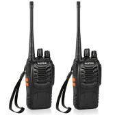 BaoFeng®16CH FM UHF 400-470MHzトーキーウォーキートランシーバ