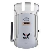 Bloqueio Eletrônico de Controle Remoto Sem Fio WAFU
