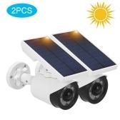 Luce solare a LED con sensore di movimento IP66 Luci di sicurezza solari impermeabili regolabili per le vie del corridoio del portico domestico Giardino